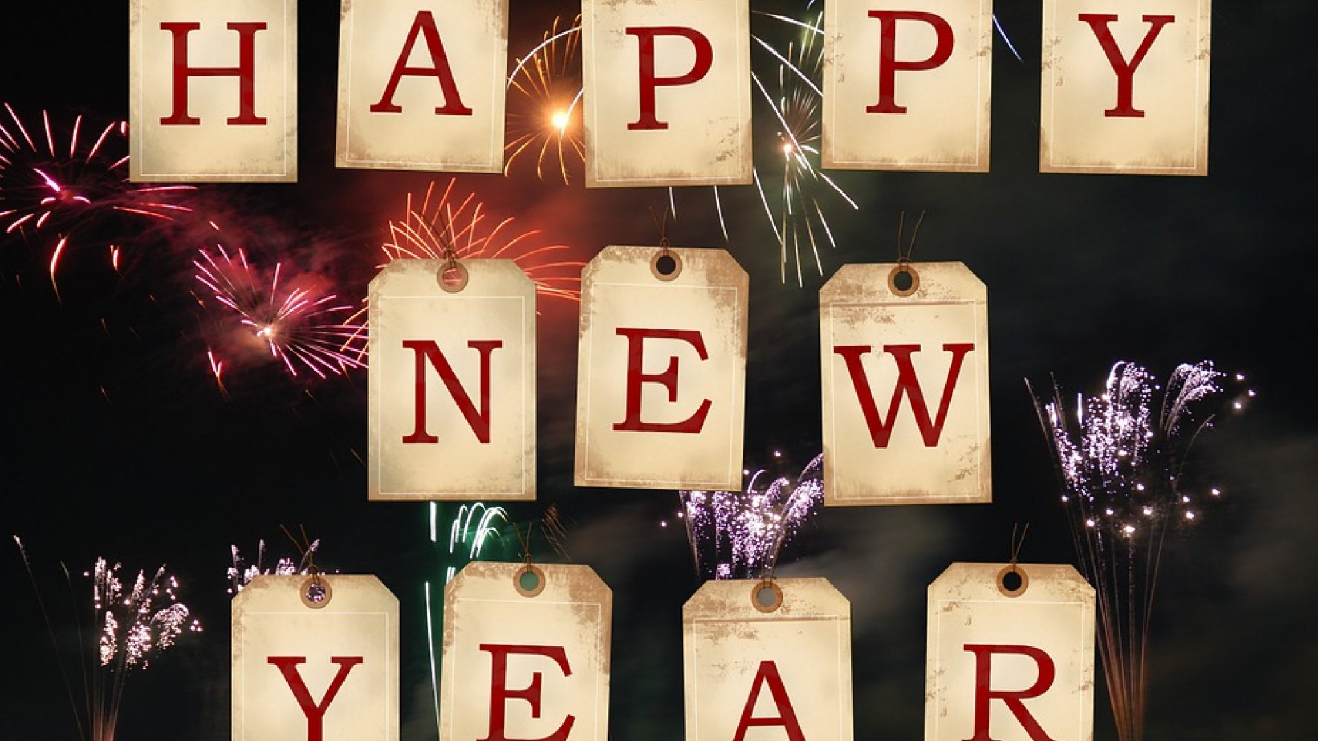 Thank you for this Great Year, HAPPY NEW YEAR